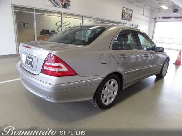 2005 mercedes benz c class 3 2l in st peters mo st for Mercedes benz st louis service