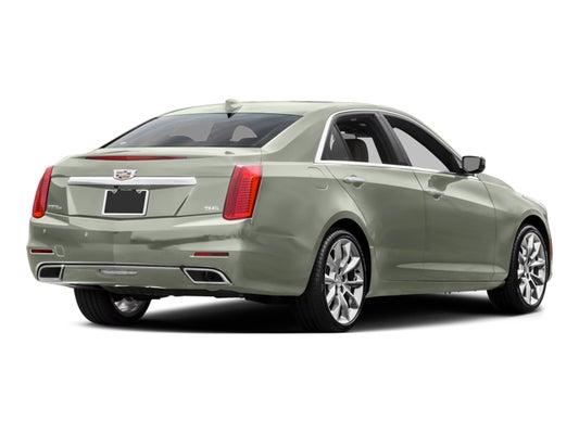 2015 Cadillac CTS Performance AWD