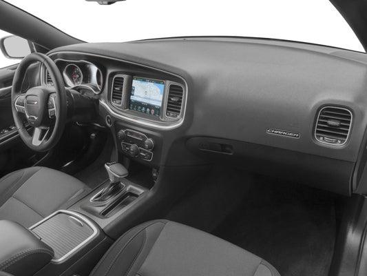 2017 Dodge Charger >> 2017 Dodge Charger Sxt