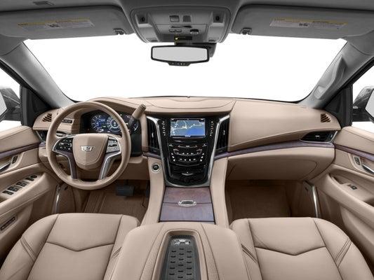 Cadillac Escalade Platinum >> 2018 Cadillac Escalade Platinum