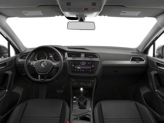 2018 Volkswagen Tiguan S In St Peters Mo Bommarito Of