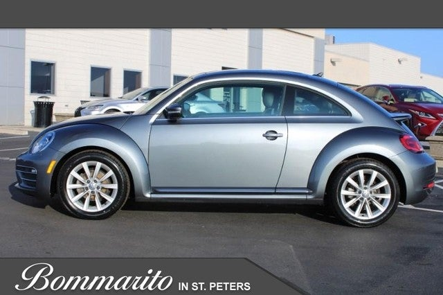 2018 Volkswagen Beetle 20t Se In St Peters Mo St Louis